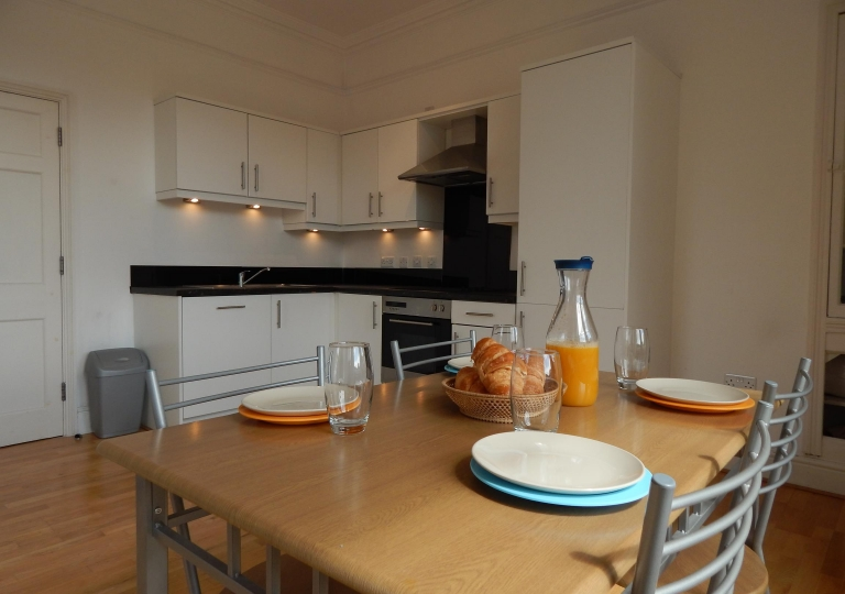 1_Bath City Centre - Apartment 1